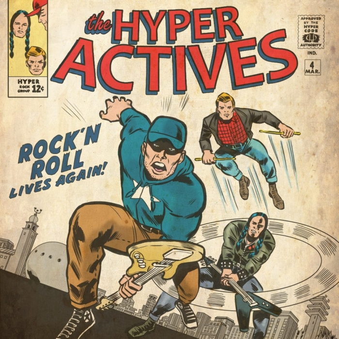 The Hyper Actives