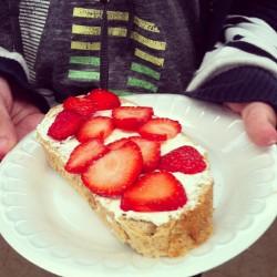 Jordbærmad